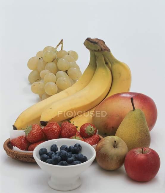 Früchte Stillleben — Stockfoto