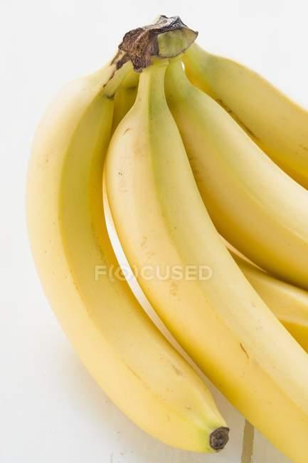 Купу стиглі банани — стокове фото