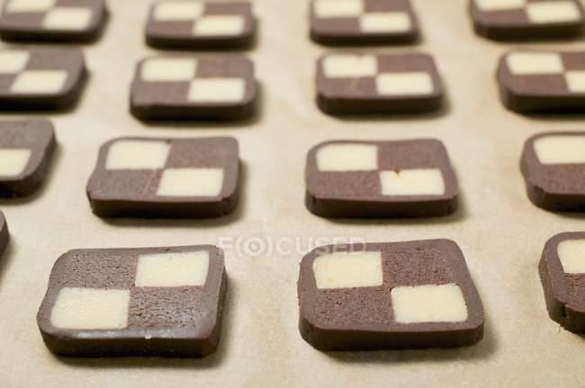 Galletas de chocolate - foto de stock