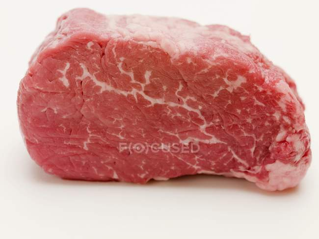 Side of beef for steaks — Stock Photo