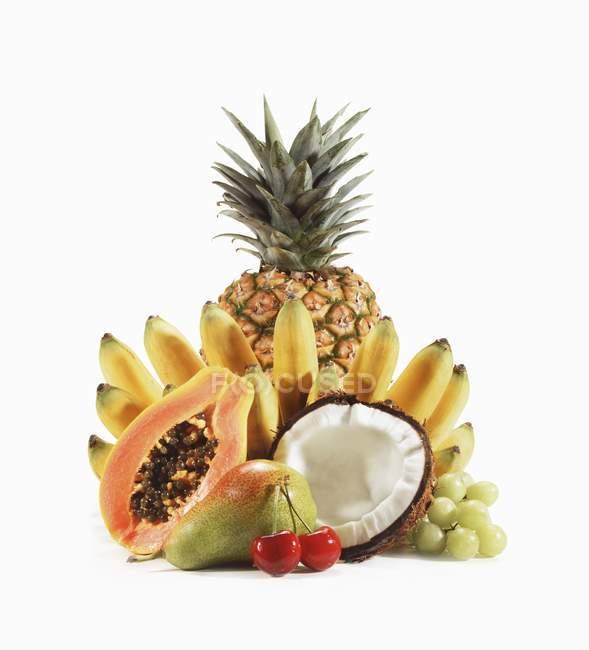 Obst-stilleben — Stockfoto