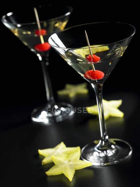 Adios Amigos cocktails — Stock Photo