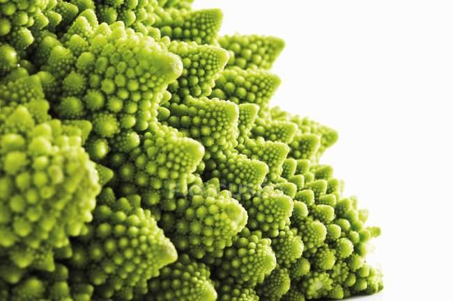 Frischer reifer Romanesco Brokkoli — Stockfoto