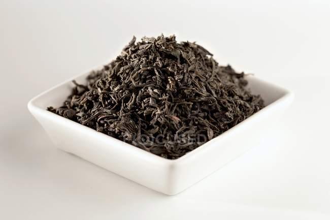 Lapsang Souchong lose Teeblätter — Stockfoto