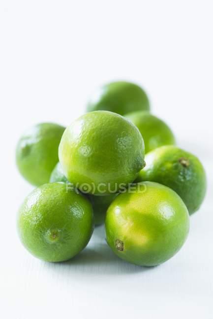 Limes maduros frescos — Fotografia de Stock