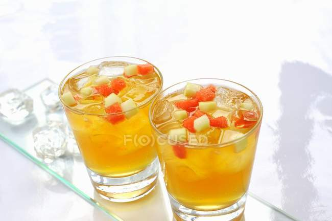 Broker Orchard cocktail — Stock Photo