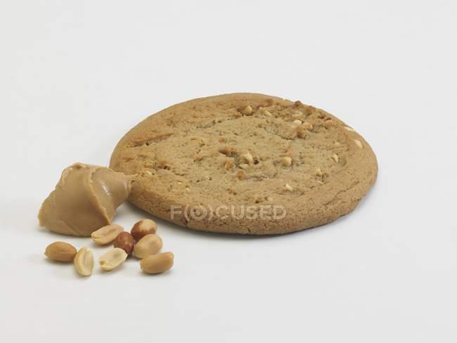 Арахісового масла печиво — стокове фото