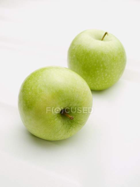 Mele verdi Granny Smith — Foto stock