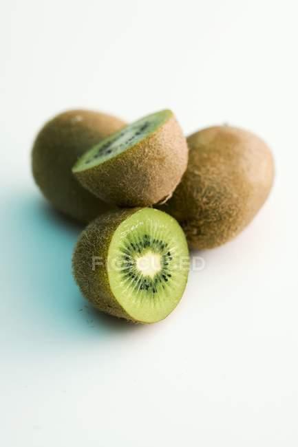 Kiwi maduro - foto de stock
