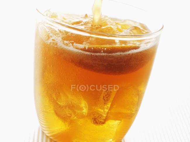 Mango e orange juic — Foto stock
