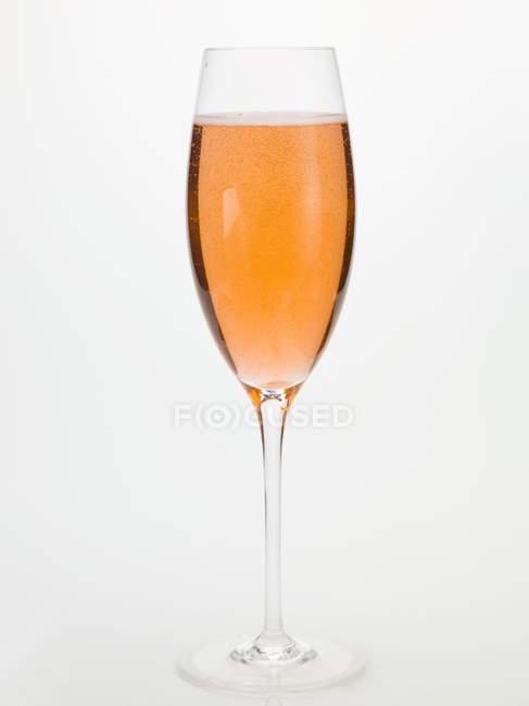 Шампанское коктейль стекла — стоковое фото