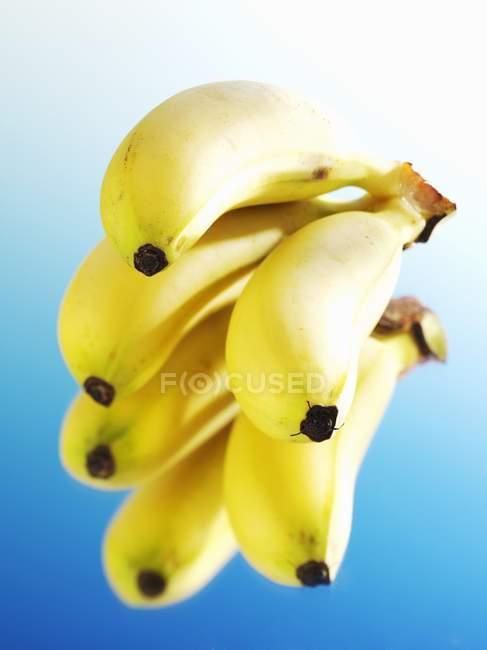 Букет з свіжих стиглі банани — стокове фото