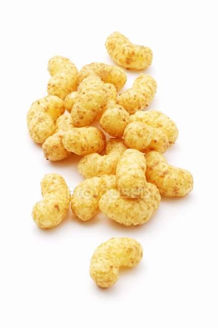 Смачні арахісове затяжок — стокове фото