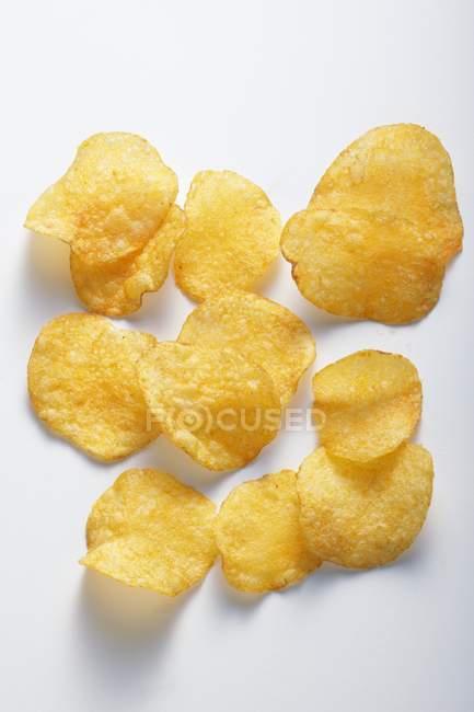 Pommes de terre frites — Photo de stock
