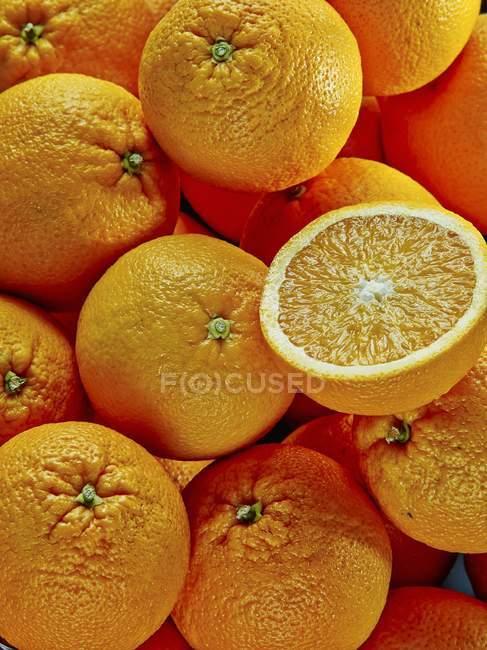 Arance fresche mature — Foto stock