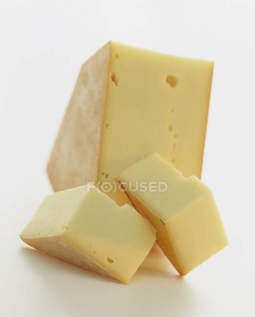 Cale de fromage à Raclette — Photo de stock