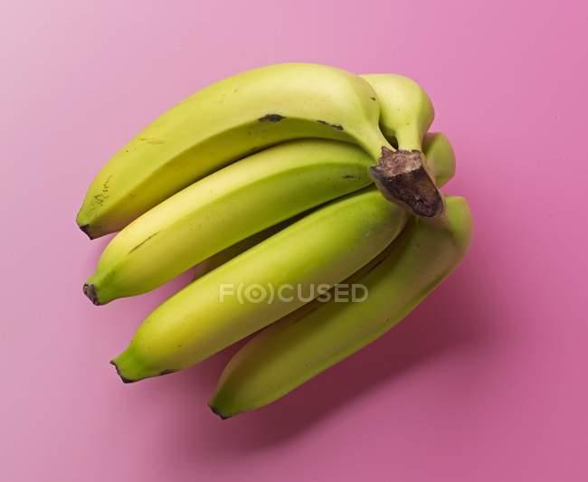 Bunch of fresh bananas — Stock Photo