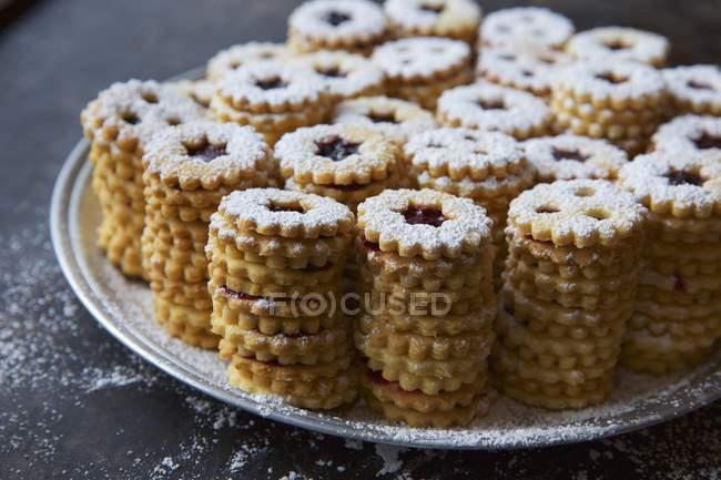 Амми песочное печенье — стоковое фото