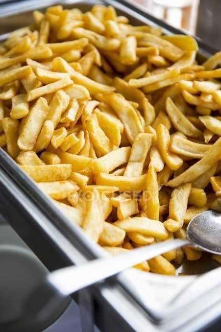 Fries français sur buffet — Photo de stock