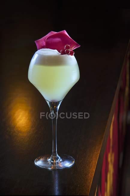 Cocktail mit Wodka — Stockfoto