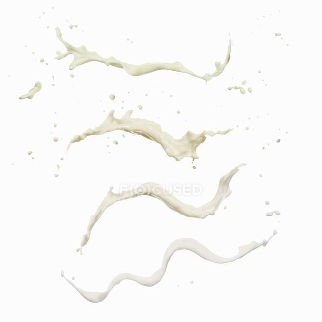 Latte di riso vegano — Foto stock