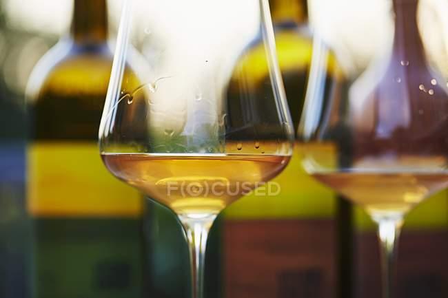 Оранжевый вина — стоковое фото
