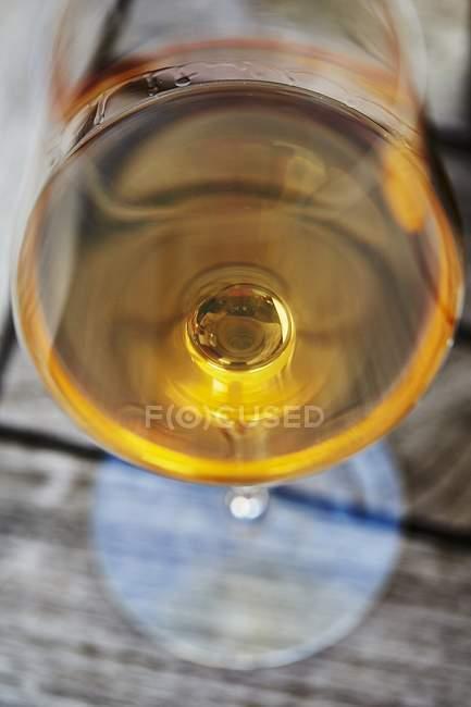 Нефильтрованное органические вина — стоковое фото