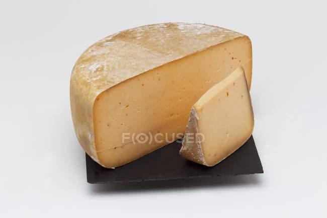 Басков сыр с piment — стоковое фото