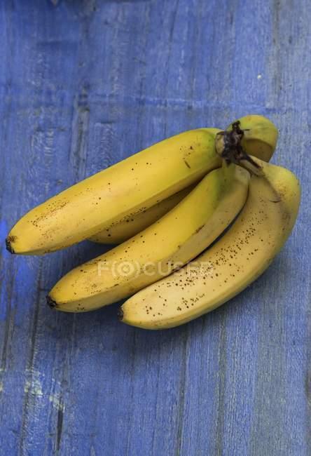 Букет з свіжих банани — стокове фото