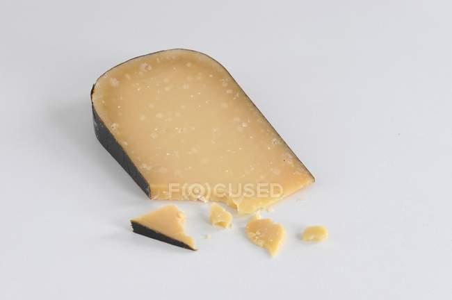 Возрасте сыр Гауда — стоковое фото