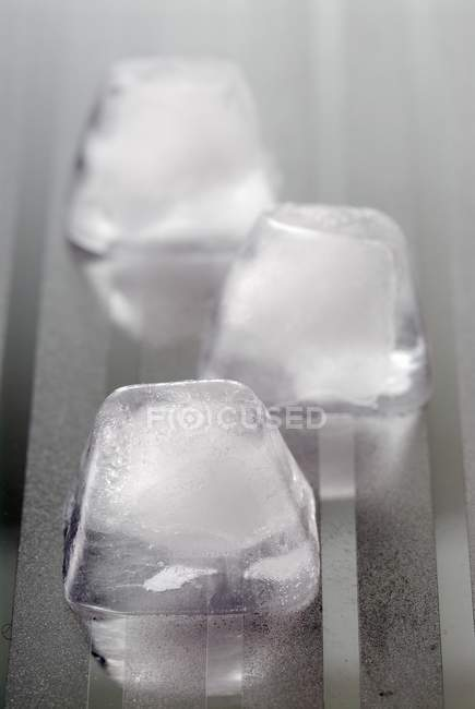 Several Ice cubes — Stock Photo