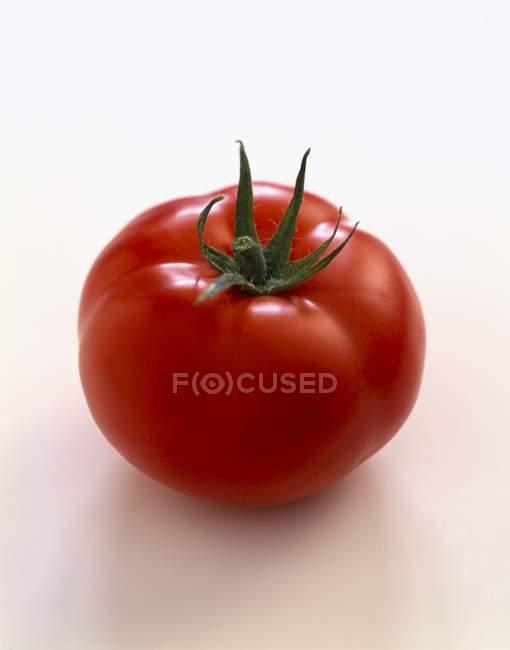 Red raw tomato — Stock Photo