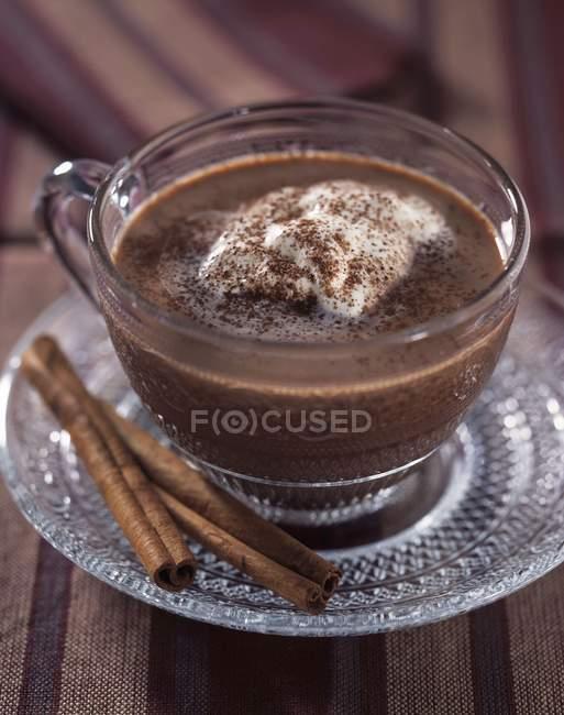 Віденська Кава мелена — стокове фото