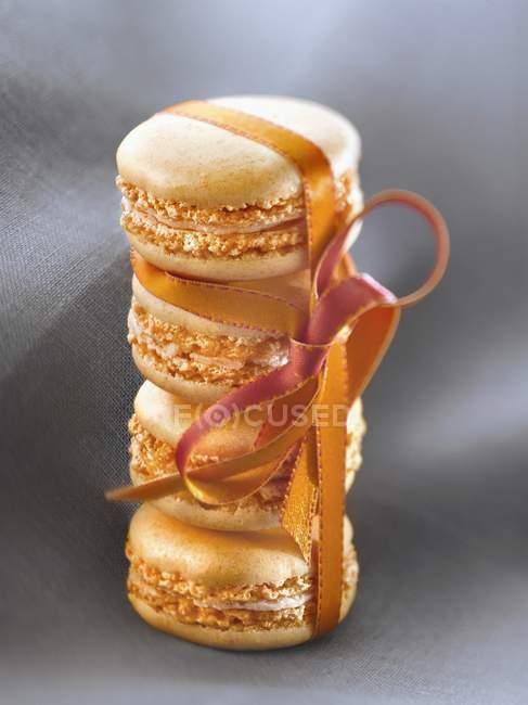 Biscoitos de manteiga com sal — Fotografia de Stock