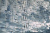 Facade of office building — Stock Photo