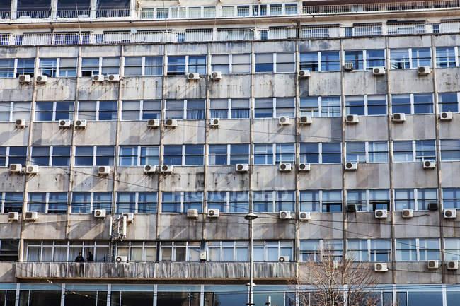 Повний кадр постріл будівлі — стокове фото