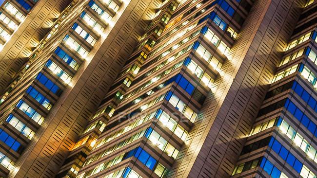 Detailansicht des Park Hyatt Hotels — Stockfoto