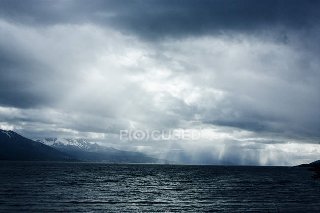 Idyllic view of sea against sky — Stock Photo