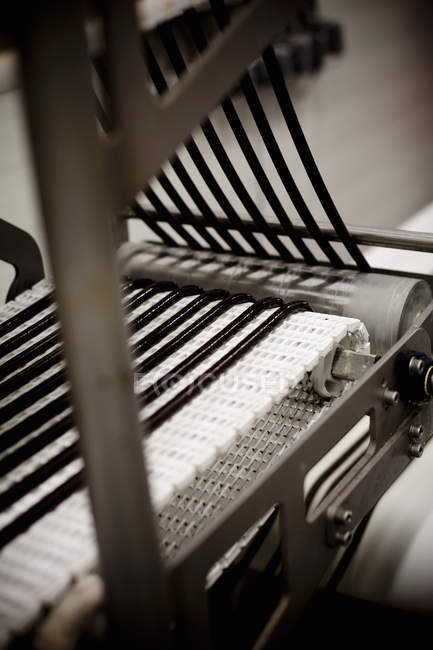 Manufacturing equipment at factory — Stock Photo