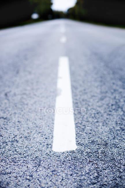 Поверхности уровня дороги — стоковое фото