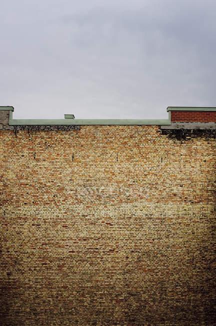 Building against sky — Stock Photo