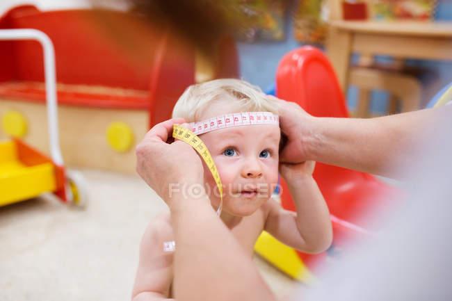 Baby яких буде визначатися лікарем — стокове фото