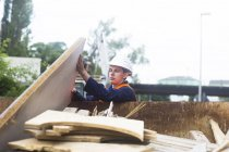 Young male worker — Stock Photo