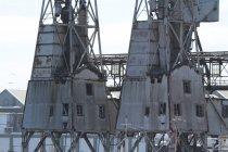 Constructions industrielles en Cape Town — Photo de stock