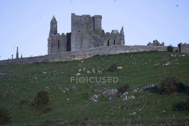 Castle Rock of Cashel — Stock Photo