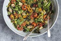 Southwestern Chicken Salad — Stock Photo