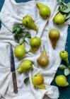 Pera matura dolce — Foto stock