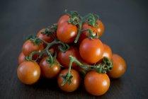 Tomates cerises fraîches — Photo de stock