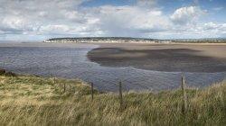 Weston Super Mare landscape — Stock Photo