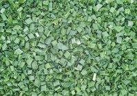 Pilha de cebolinha picada — Fotografia de Stock